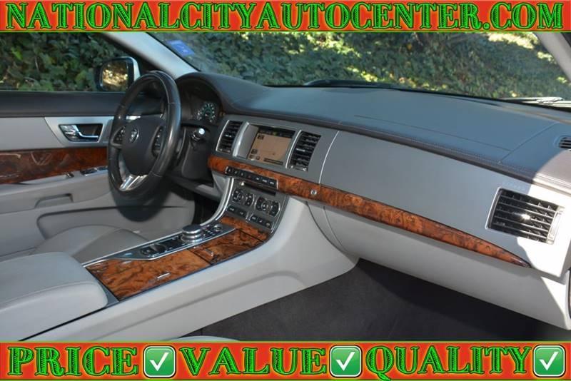 Jaguar XF 2015 price $21,700
