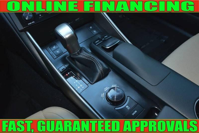 Lexus IS 250 2014 price $21,498