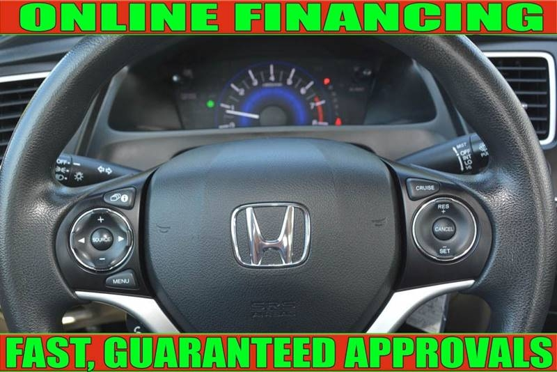 Honda Civic 2015 price $11,990