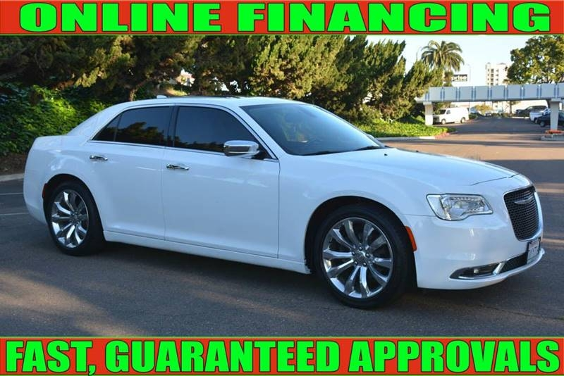 Chrysler 300 2016 price $20,900