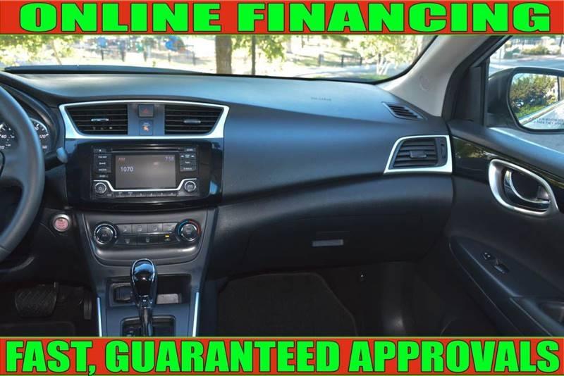 Nissan Sentra 2016 price $12,413