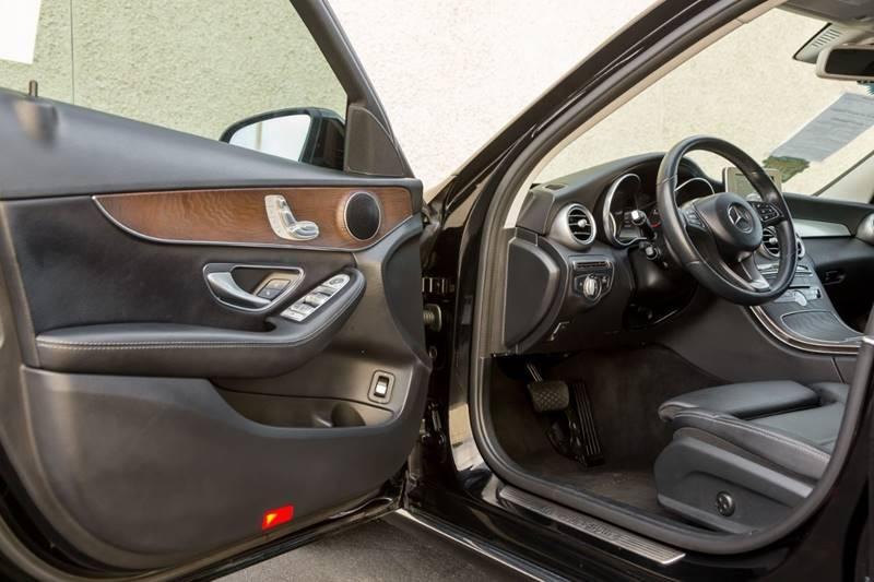 Mercedes-Benz C-Class 2017 price $23,468