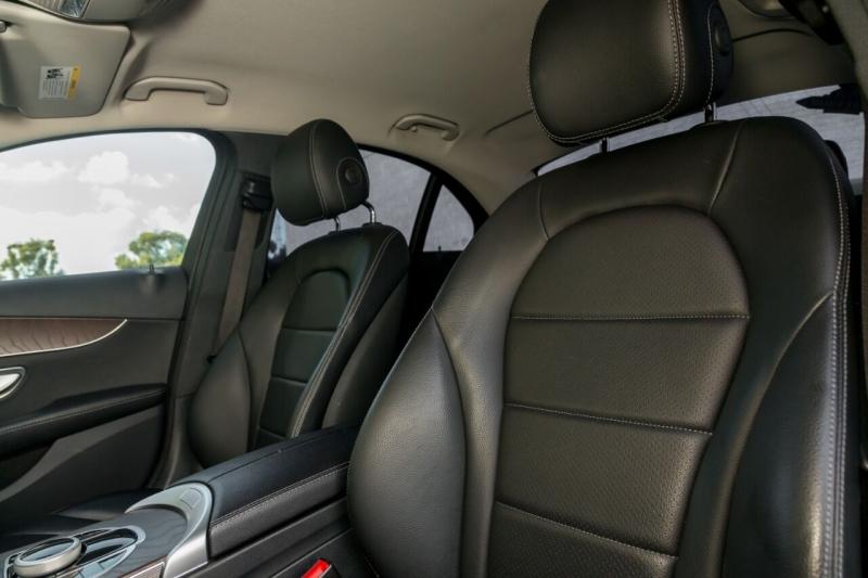 Mercedes-Benz C-Class 2017 price $22,870