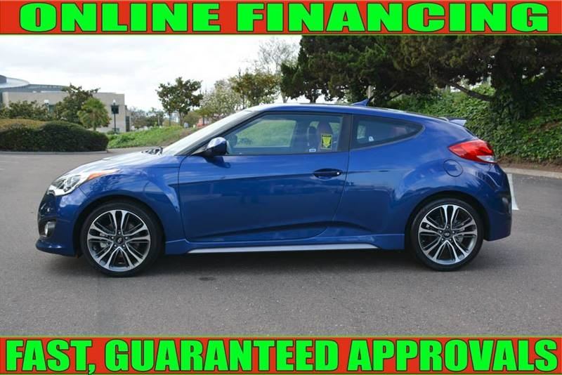 Hyundai Veloster Turbo 2016 price $14,990
