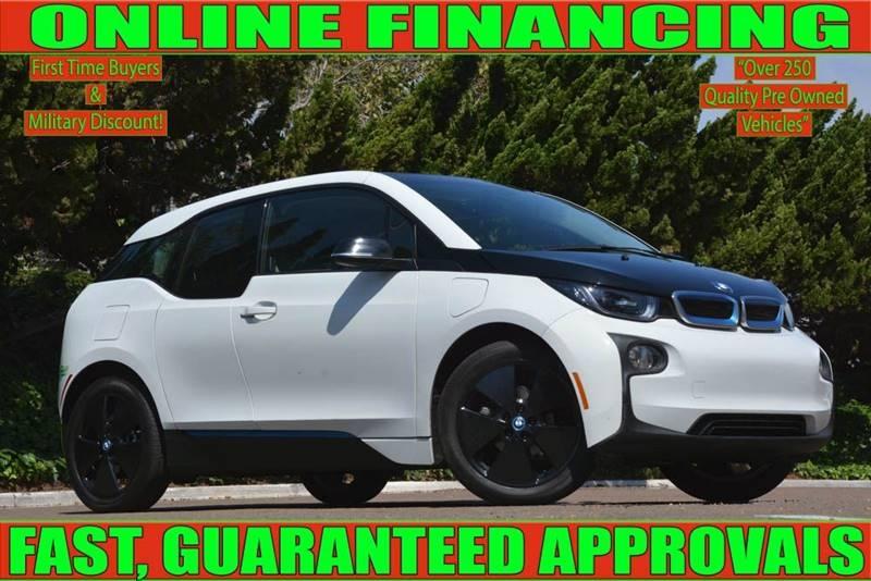 National City Auto Center >> 2016 Bmw I3 Base 4dr Hatchback W Range Extender National City Auto
