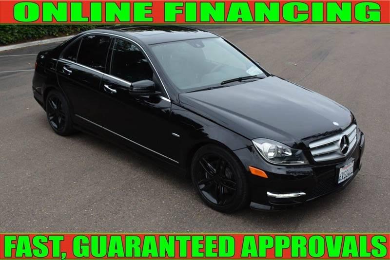 Mercedes-Benz C-Class 2012 price $14,990