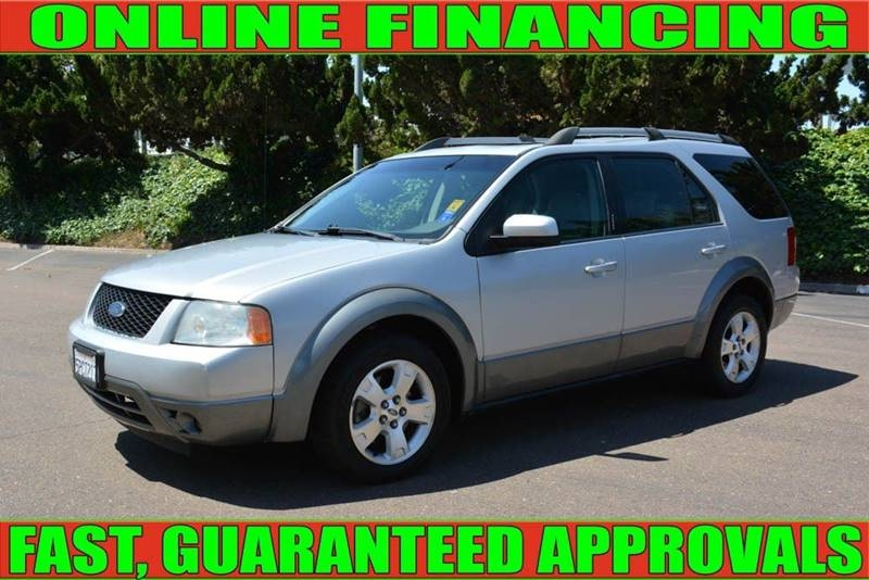 Ford Freestyle 2005 price $3,900