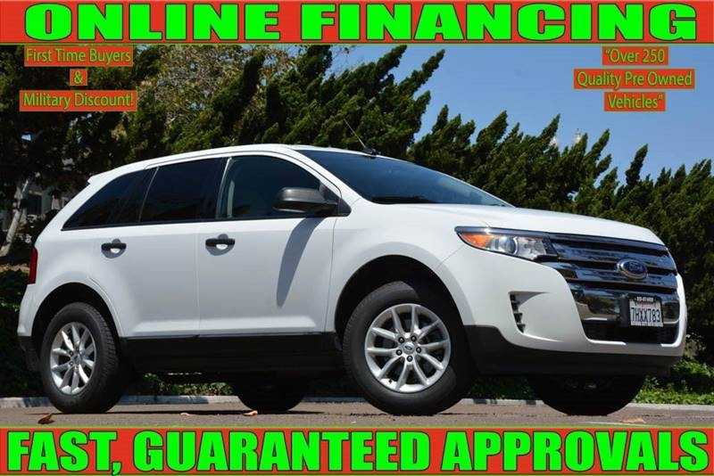Ford Edge 2014 price $12,700