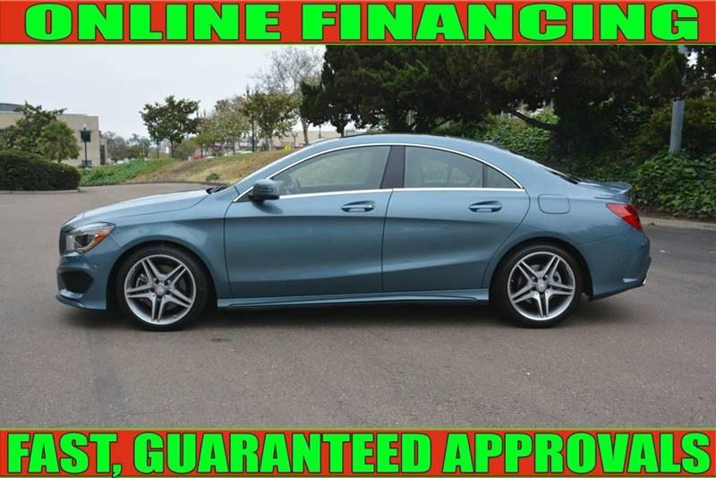 Mercedes-Benz CLA 2014 price $21,990