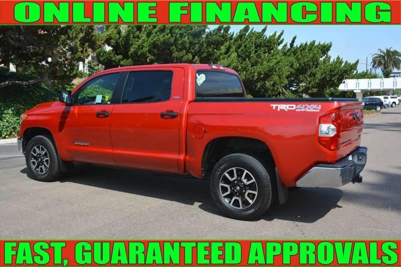 Toyota Tundra 2017 price $32,498