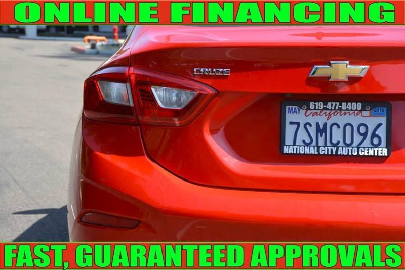 Chevrolet Cruze 2016 price $12,700