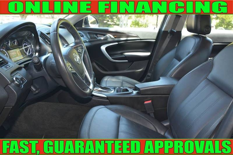 Buick Regal 2016 price $13,900