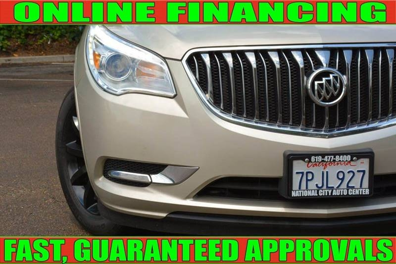 Buick Enclave 2016 price $22,900