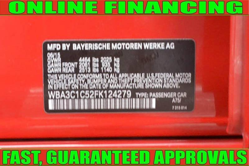 BMW 3 Series 2015 price $18,990