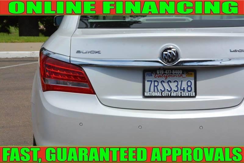 Buick LaCrosse 2016 price $17,990