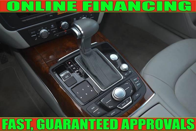 Audi A6 2014 price $18,990