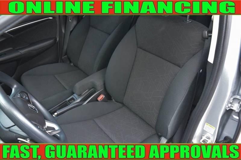 Honda Fit 2016 price $14,498