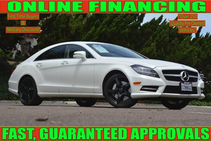 National City Auto Center >> 2014 Mercedes Benz Cls Cls 550 4dr Sedan National City Auto Center