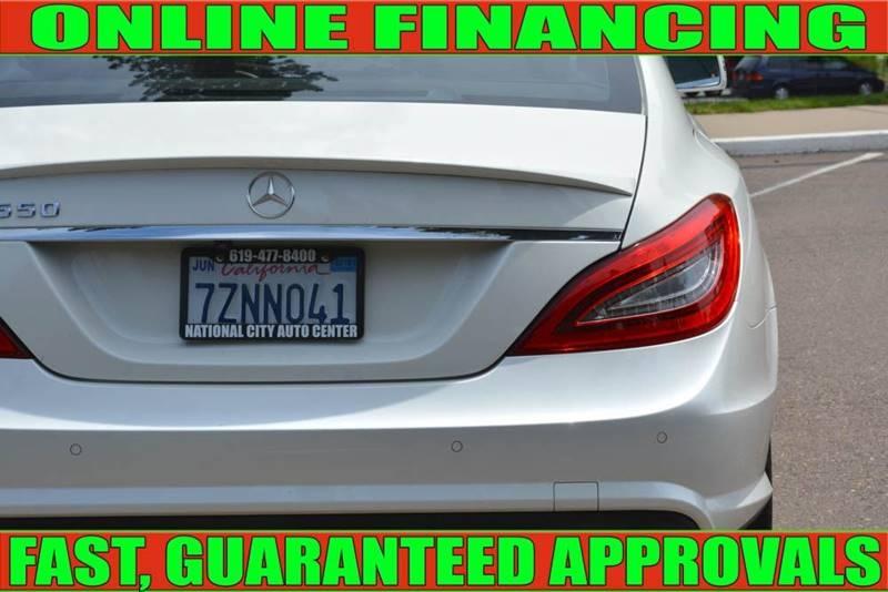 Mercedes-Benz CLS 2014 price $29,900