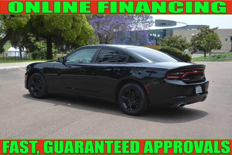 Dodge Charger 2016 price $17,990