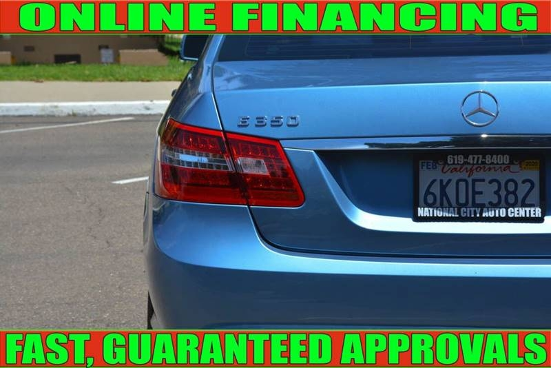 Mercedes-Benz E-Class 2010 price $14,700