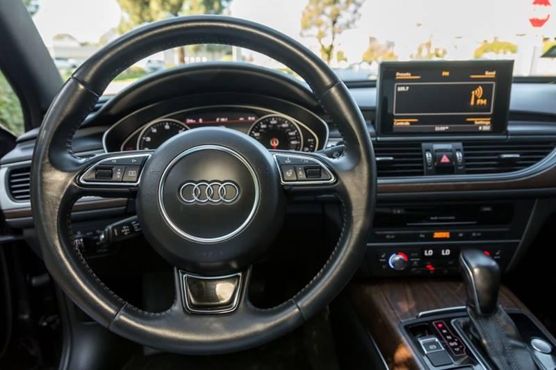 Audi A6 2016 price $32,700
