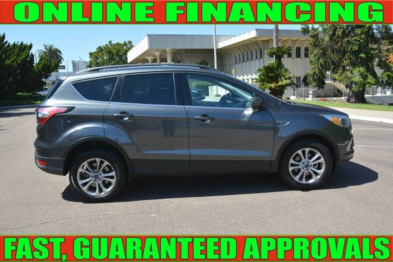 Ford Escape 2018 price $16,498