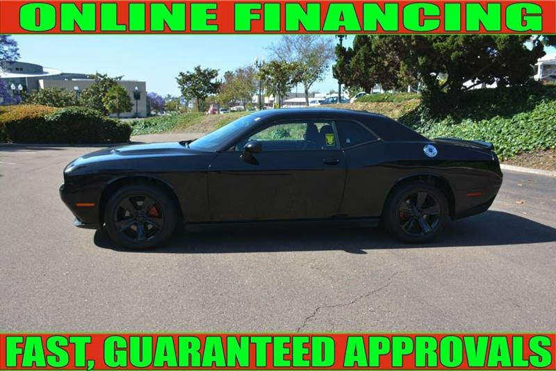 Dodge Challenger 2018 price $19,990