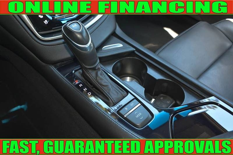 Cadillac CTS 2016 price $24,990