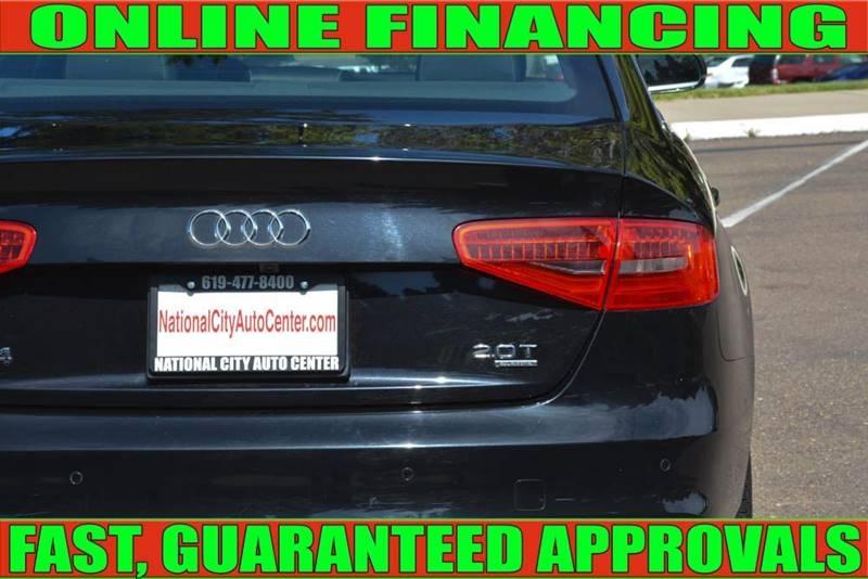 Audi A4 2014 price $22,990