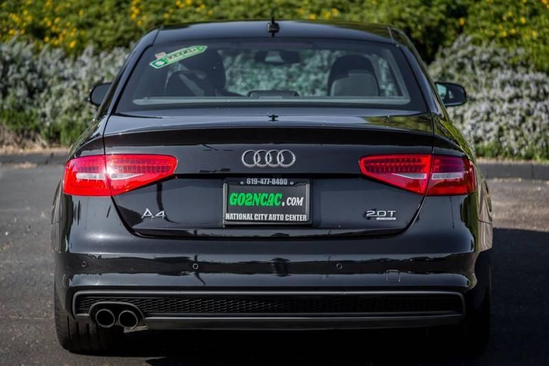 Audi A4 2014 price $20,990