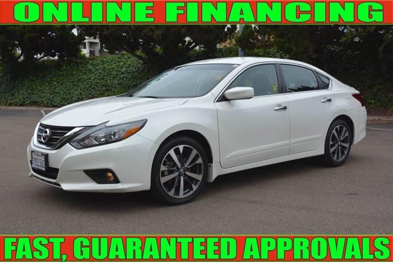 Nissan Altima 2017 price $14,700
