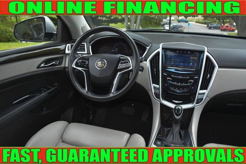 Cadillac SRX 2016 price $22,900