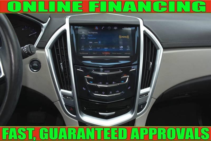 Cadillac SRX 2016 price $22,700