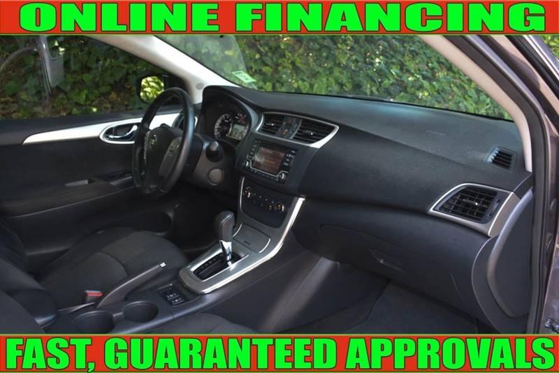 Nissan Sentra 2015 price $11,990