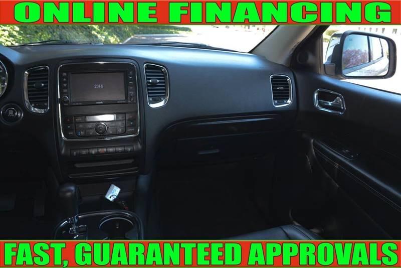 Dodge Durango 2011 price $17,700