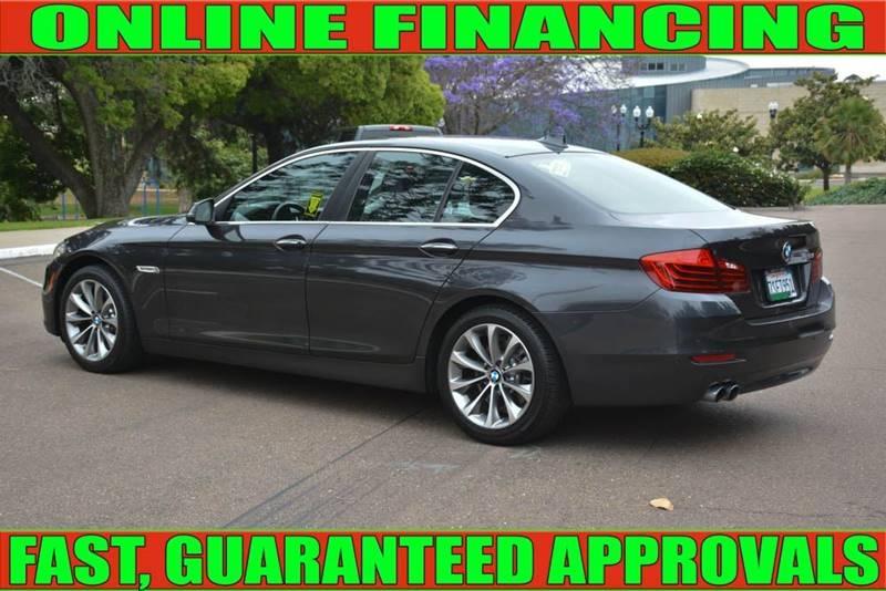 BMW 5 Series 2016 price $21,498