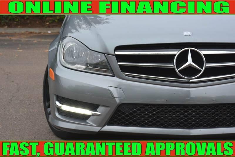 Mercedes-Benz C-Class 2014 price $15,900