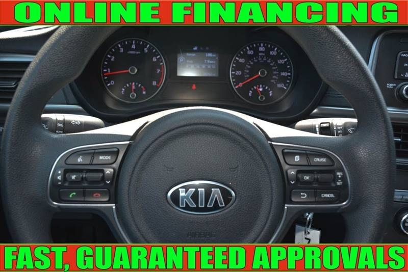 Kia Optima 2016 price $14,400