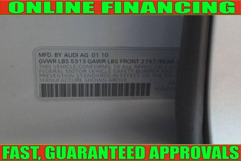 Audi A6 2010 price $9,990