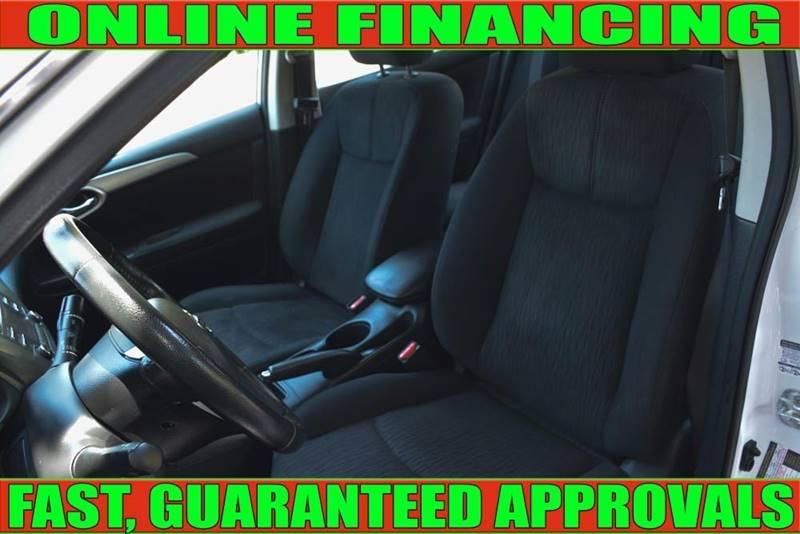 Nissan Sentra 2014 price $9,700