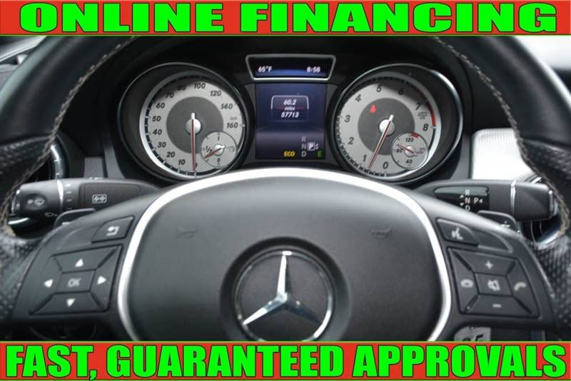 Mercedes-Benz CLA 2014 price $17,905