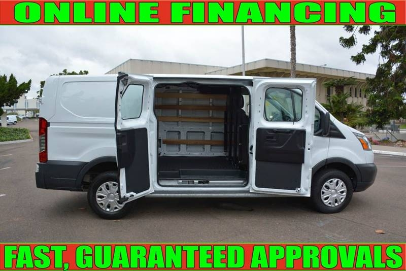 Ford Transit Cargo 2018 price $24,500