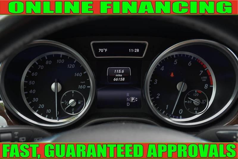 Mercedes-Benz GL-Class 2014 price $27,815
