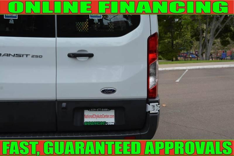 Ford Transit Cargo 2018 price $23,905