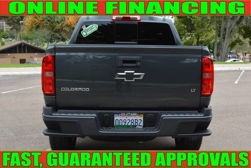 Chevrolet Colorado 2016 price $23,999