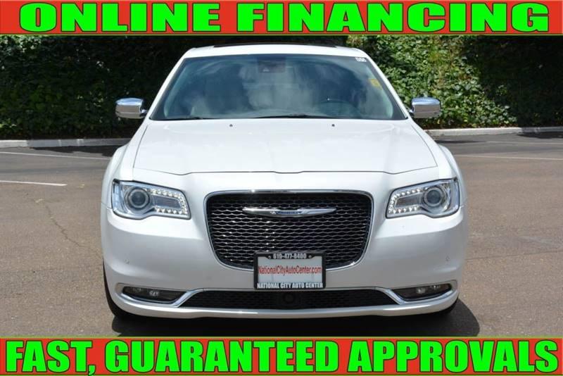 Chrysler 300 2016 price $21,498