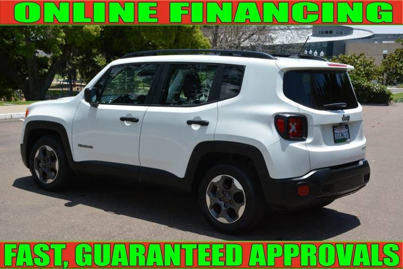 Jeep Renegade 2015 price $14,598