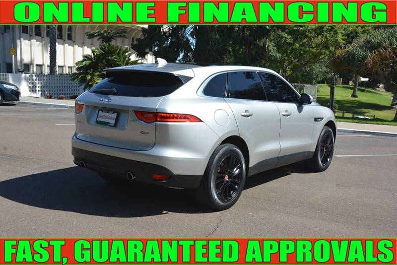 Jaguar F-PACE 2017 price $36,900