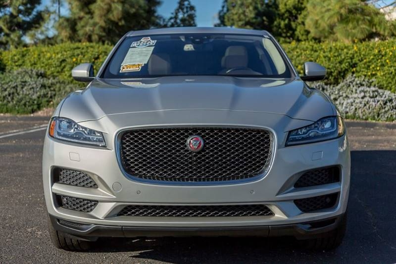 Jaguar F-PACE 2017 price $34,990